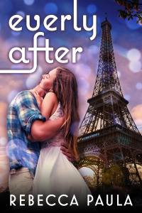 Book Cover - Everly After Final