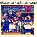 Time-travel historical romance on Medieval Monday     #medievalmonday